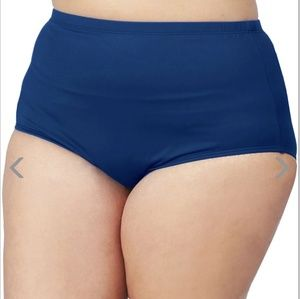 La Blanca High Waist Bikini Bottoms